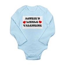 Unique I love my auntie Long Sleeve Infant Bodysuit