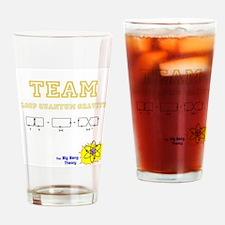 TEAM Loop Quantum Gravity Theory Drinking Glass