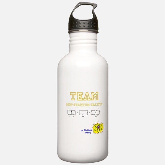 TEAM Loop Quantum Grav Water Bottle