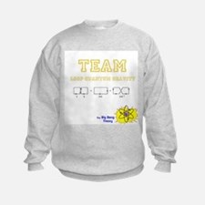 TEAM Loop Quantum Gravity Theory Sweatshirt