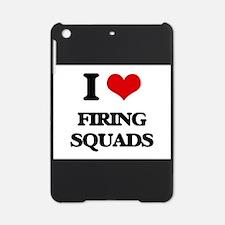 I Love Firing Squads iPad Mini Case