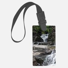 Manorkill Falls 3 Luggage Tag