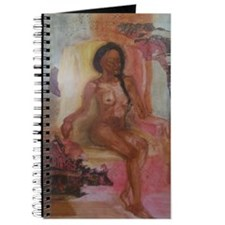 large lady Journal