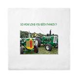 Oliver tractor Queen Duvet Covers