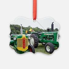 Old Oliver 3.jpg Ornament