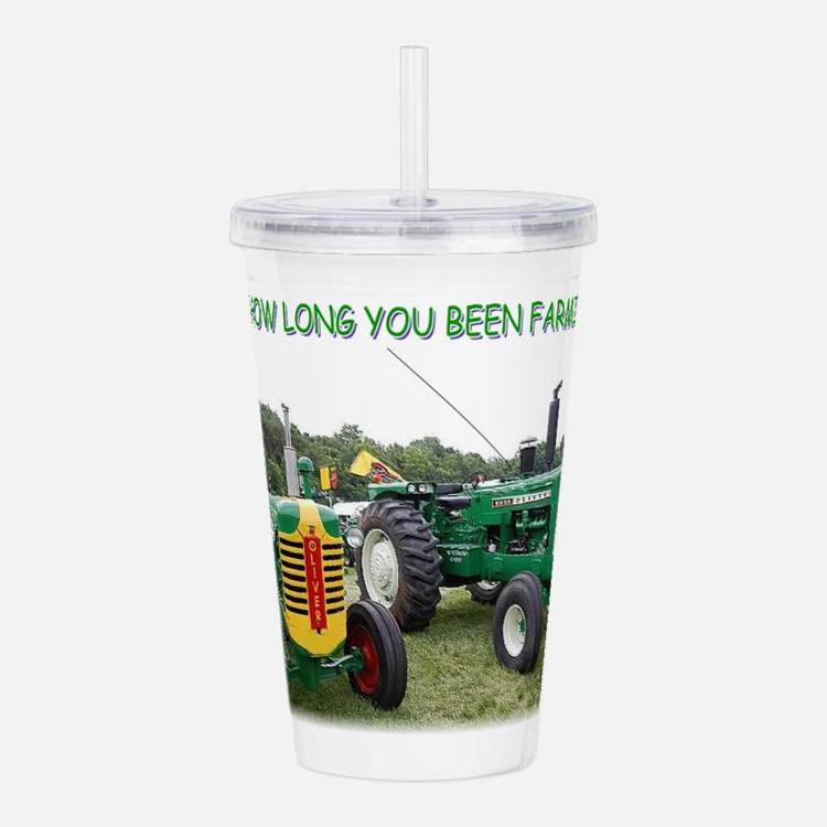 Old Oliver 3.jpg Acrylic Double-wall Tumbler
