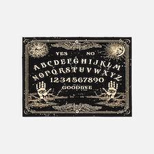 Vintage Ouija Talking Board 5'x7' 5'x7