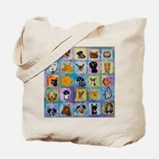 Funny Marin Tote Bag