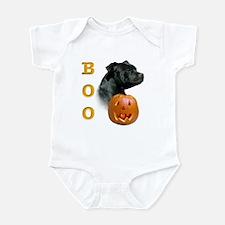 Staffy Boo Infant Bodysuit