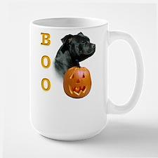 Staffy Boo Mug