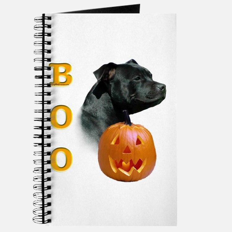 Staffy Boo Journal