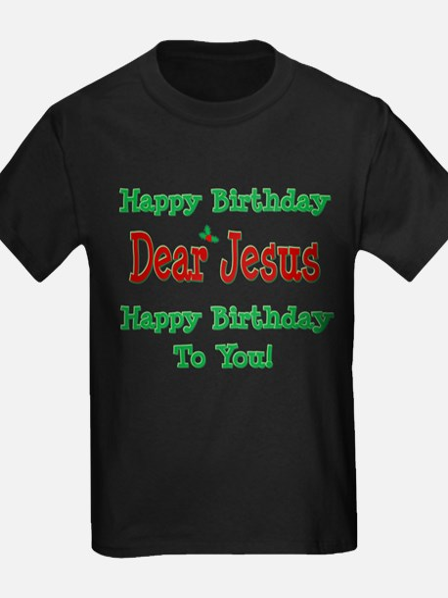 Happy Birthday Jesus T