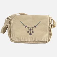 Funny Elsa Messenger Bag