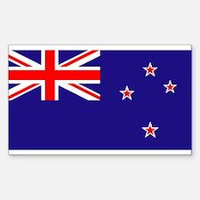 NZ Flag Decal