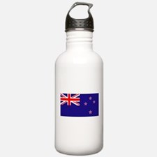 NZ Flag Water Bottle