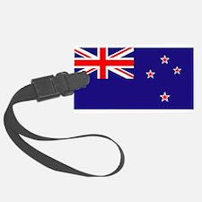 NZ Flag Luggage Tag