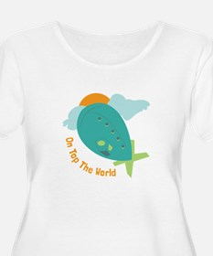 Top The World Plus Size T-Shirt