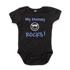 Cute Future rock star Baby Bodysuit