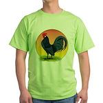 Sunrise Dutch Bantam Green T-Shirt