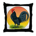 Sunrise Dutch Bantam Throw Pillow