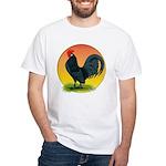 Sunrise Dutch Bantam White T-Shirt