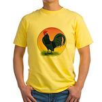 Sunrise Dutch Bantam Yellow T-Shirt