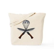 Funny Para Tote Bag
