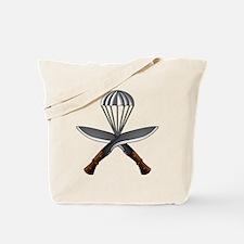 Unique Knife Tote Bag