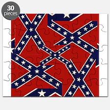 Confederate Flag Design Puzzle