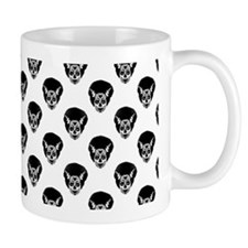 Day of The Dead Bride Mugs
