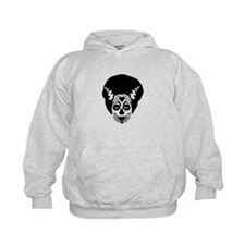 Day of The Dead Bride Hoodie
