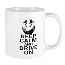 Cute Lotus racing Mug