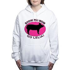 Leila Women's Hooded Sweatshirt