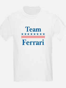 Team Ferrari T-Shirt