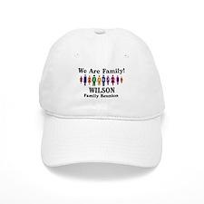 WILSON reunion (we are family Baseball Cap
