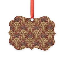 Art Deco Moulange Ornament