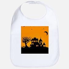 Halloween Manor Bib