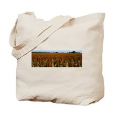 Crop of mid mature grai - Alaska Stock Tote Bag 17