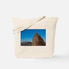 Stonehenge, Wiltshire, - Alaska Stock Tote Bag 17