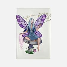 Mushroom Fairy Magnets