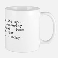 Unique Screenwriter Mug