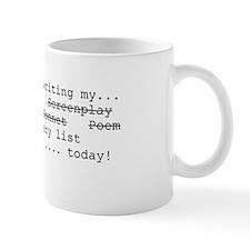 Unique Procrastinator Mug