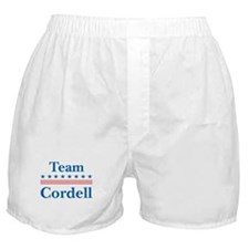 Team Cordell Boxer Shorts