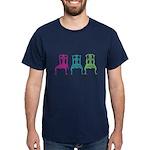 Mies van der Rohe/Chip-Chairs Dark T-Shirt