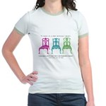 Mies van der Rohe/Chip-Chairs Jr. Ringer T-Shirt