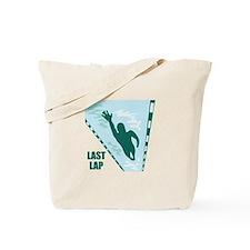 Last Lap Tote Bag