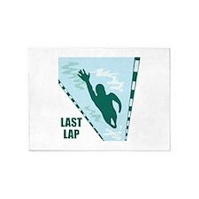 Last Lap 5'x7'Area Rug