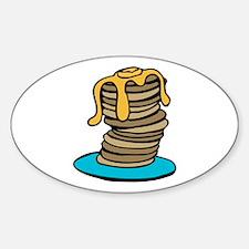 Pancake Stack Decal