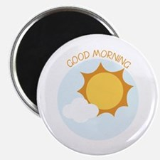 Good Morning Magnets