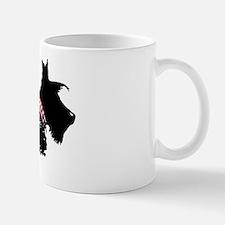 Unique Scottish terrier Mug